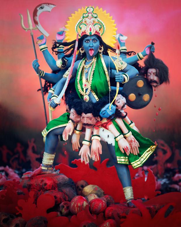Darshan © Manjari Sharma - Maa Kali Images PNG