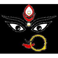 Goddess Durga Maa Png Image PNG Image - Maa Kali Images PNG