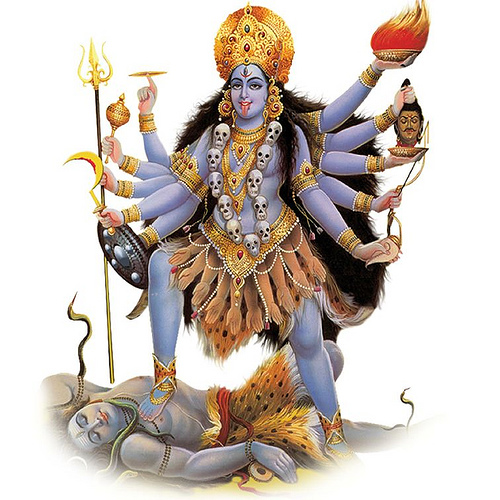 Kaali Mantra Dus Mahavidya Maa Kaali Not only the primary but Maa Kaali is  the m - Maa Kali Images PNG