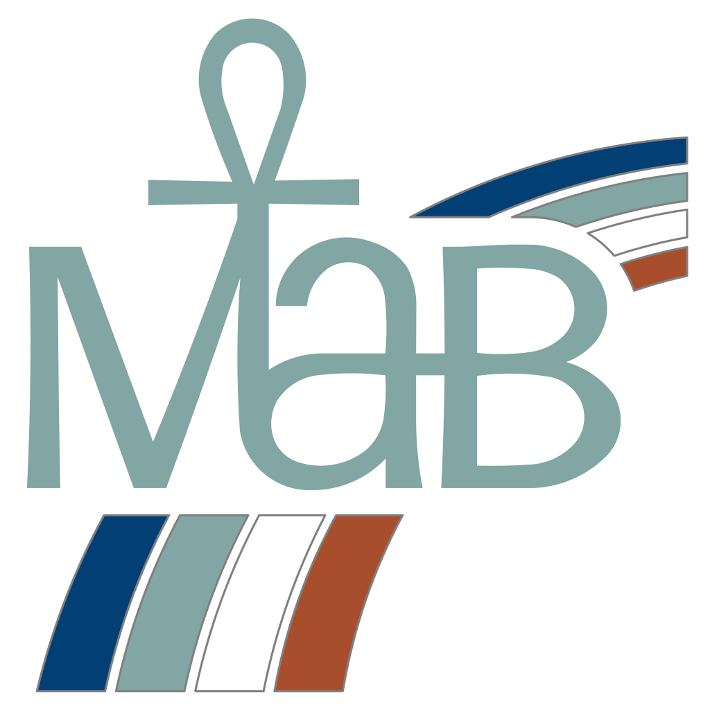 File:Man and the Biosphere Programme Logo.svg - Mab PNG