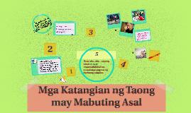 Mabuting Asal PNG - 88619