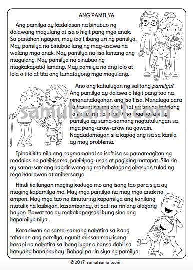 Ang Pamilya - Mabuting Gawain PNG