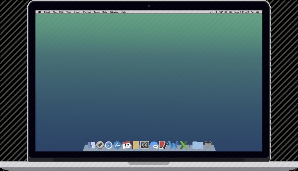Mac Computer Screen PNG - 88590