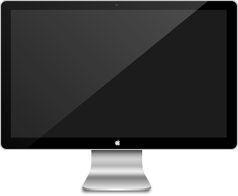 Mac Computer Screen PNG Transparent Mac Computer Screen ...