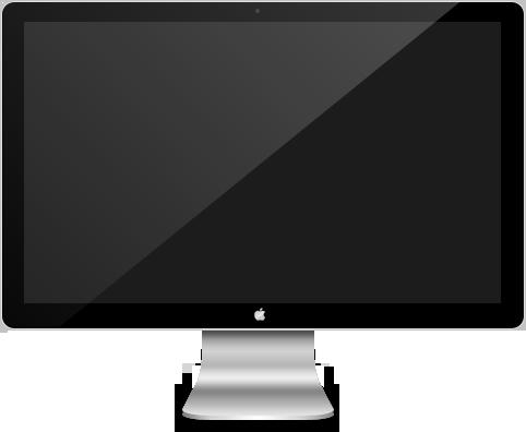 Mac Computer Screen PNG - 88600