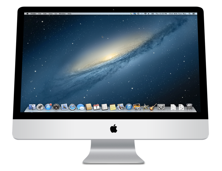 how to connect macbook to imac screen
