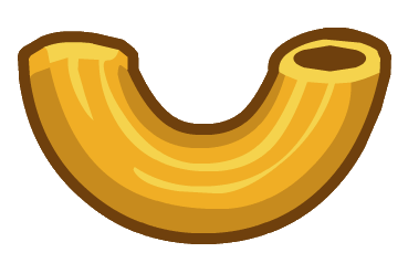 Macaroni.png - Macaroni Noodle PNG