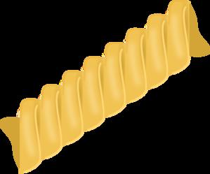 Noodle Clip Art - Macaroni Noodle PNG