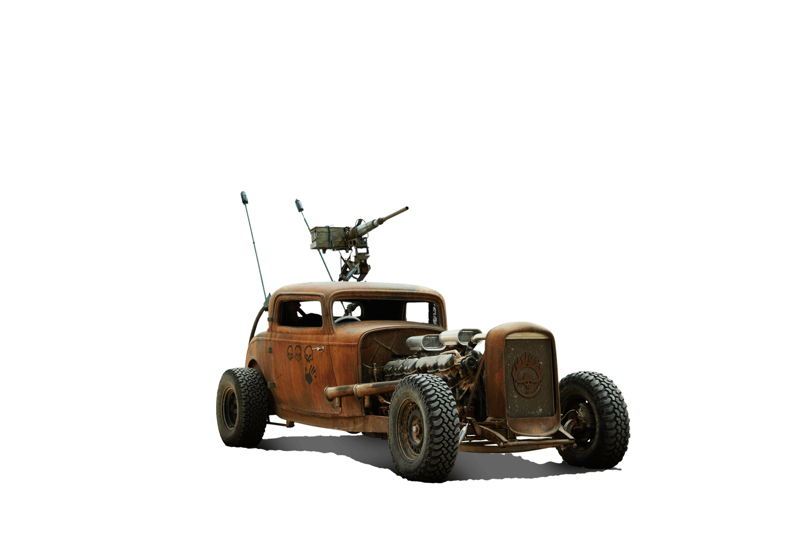 Car10.png - Mad Max PNG