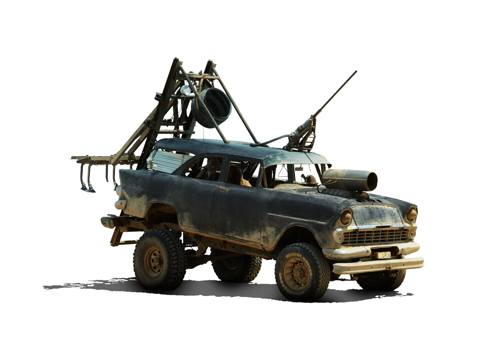 Car5.png - Mad Max PNG