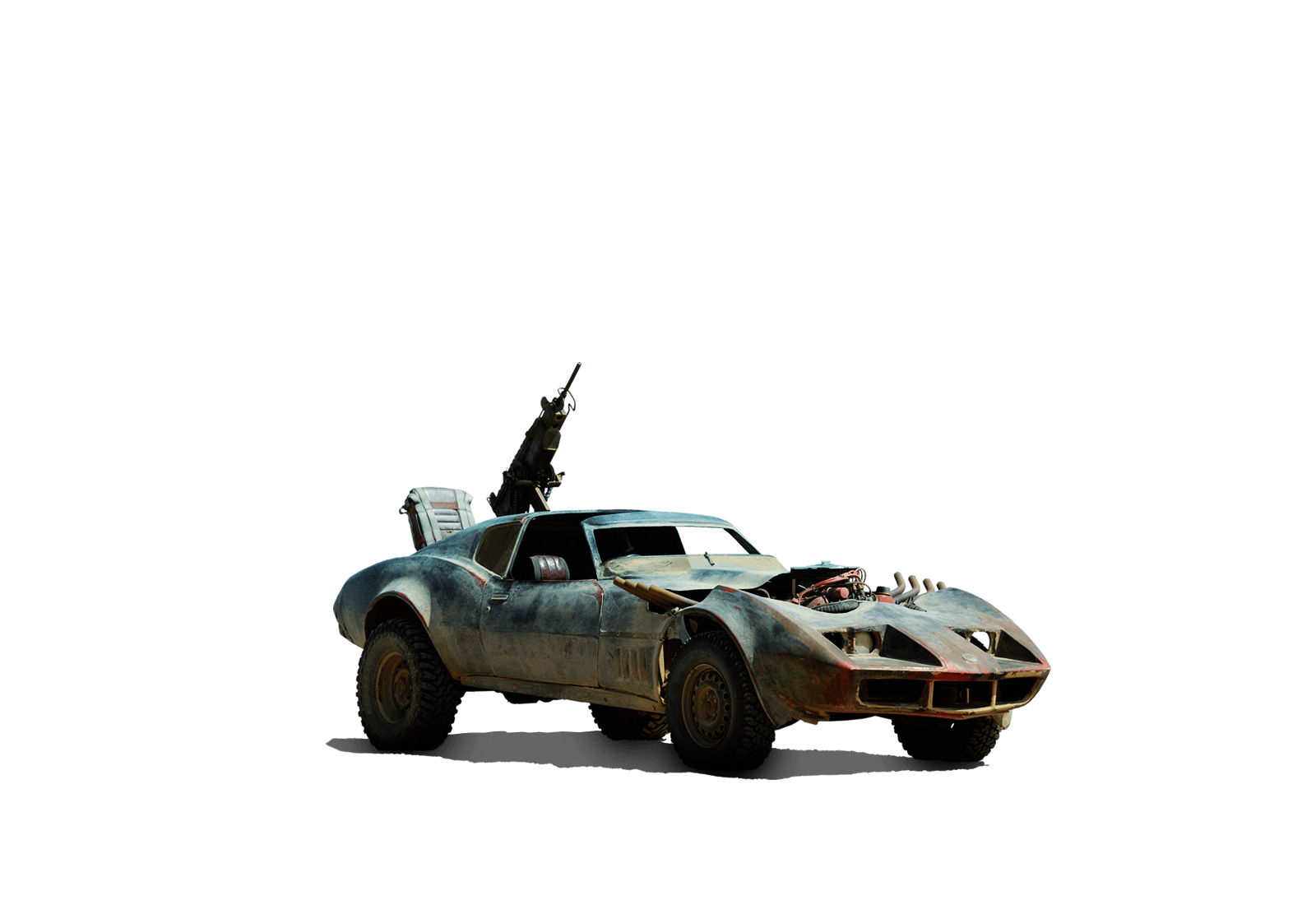 Car9.png - Mad Max PNG
