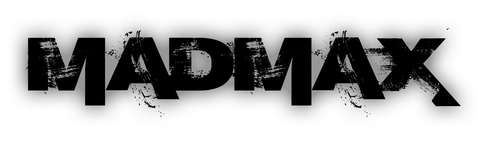 File:LOGO MadMax.png - Mad Max PNG