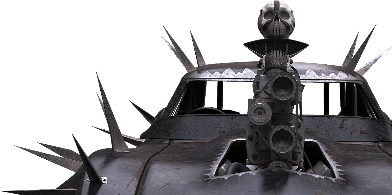 Mad Max PNG - 45448