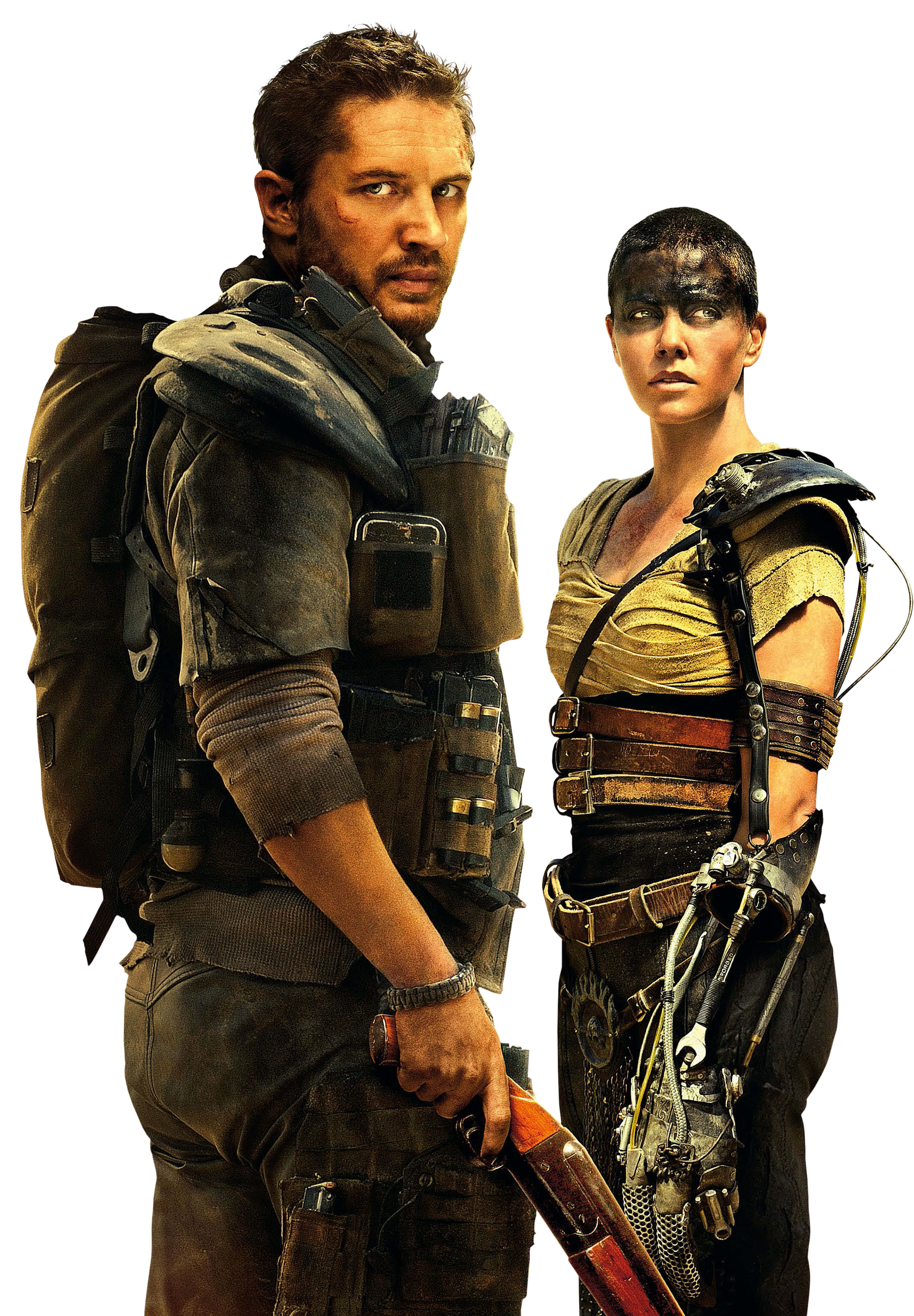 . PlusPng.com Mad Max Fury Road Render 2091x3011 by sachso74 - Mad Max PNG