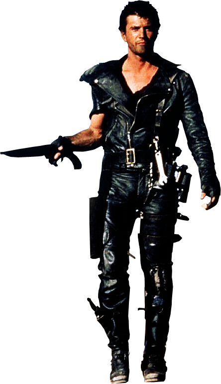 mad max png by dbszabo1 PlusPng.com  - Mad Max PNG