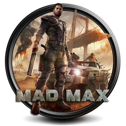 Mad Max Png Icon by S7 by SidySeven PlusPng.com  - Mad Max PNG