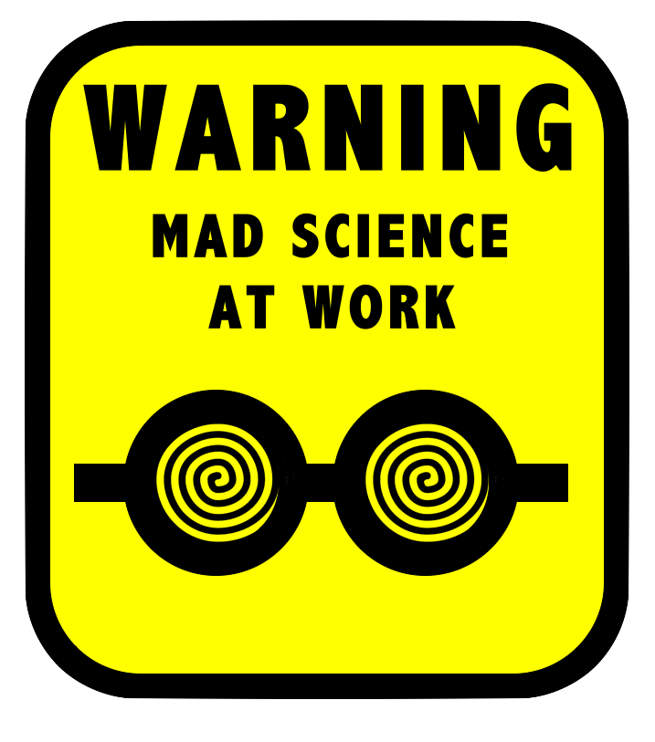 Mad Science Lab PNG - 87867