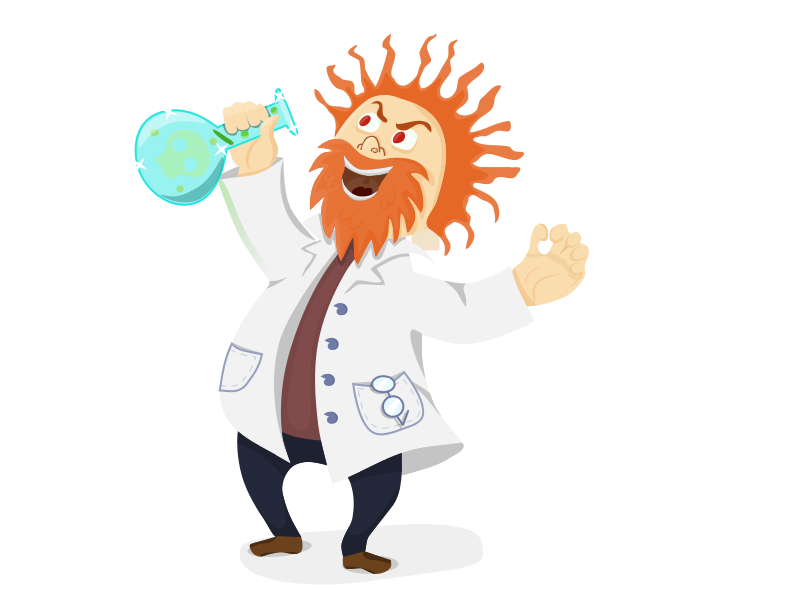 Mad Science Lab PNG - 87862