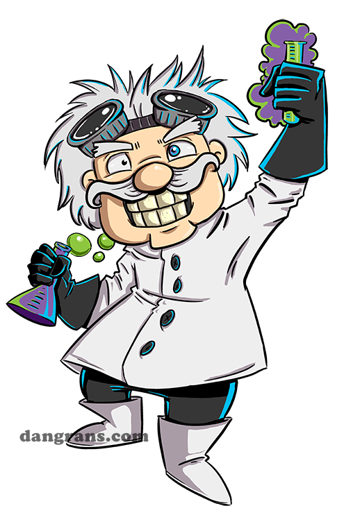 Mad Science Lab PNG - 87863