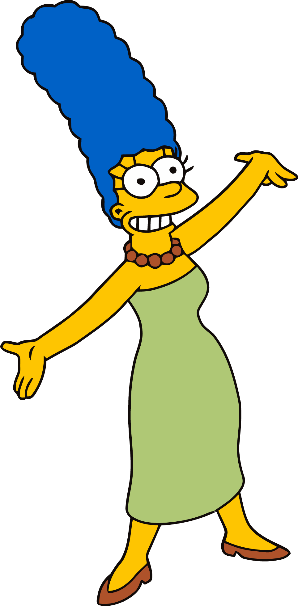Maggie Simpson HD PNG - 92086