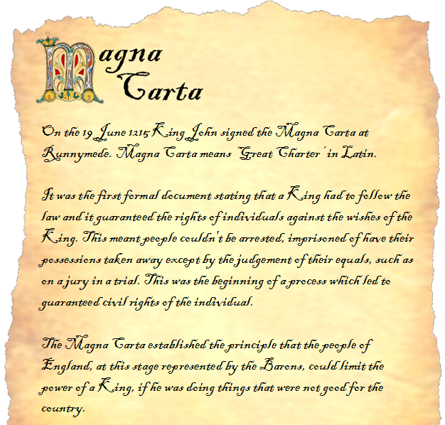 An adaptable template for writing your own Magna Carta. Template contains a  brief, editable - Magna Carta PNG