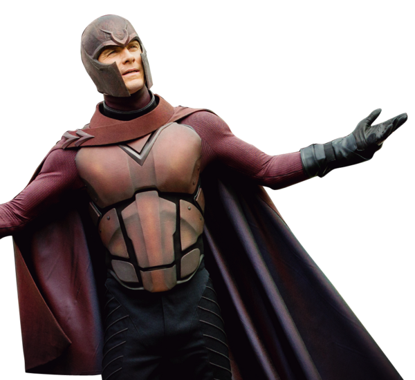 Magneto HD PNG-PlusPNG.com-600 - Magneto HD PNG