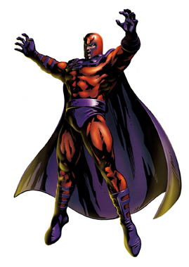 File:MVC Magneto.png - Magneto HD PNG