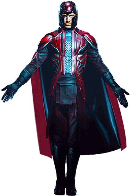 Magneto by alexiscabo1 PlusPng.com  - Magneto HD PNG