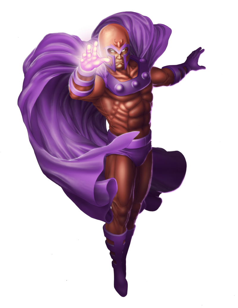 Magneto.png - Magneto HD PNG