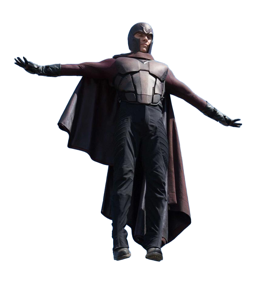 Magneto - Transparent by Asthonx1 PlusPng.com  - Magneto HD PNG
