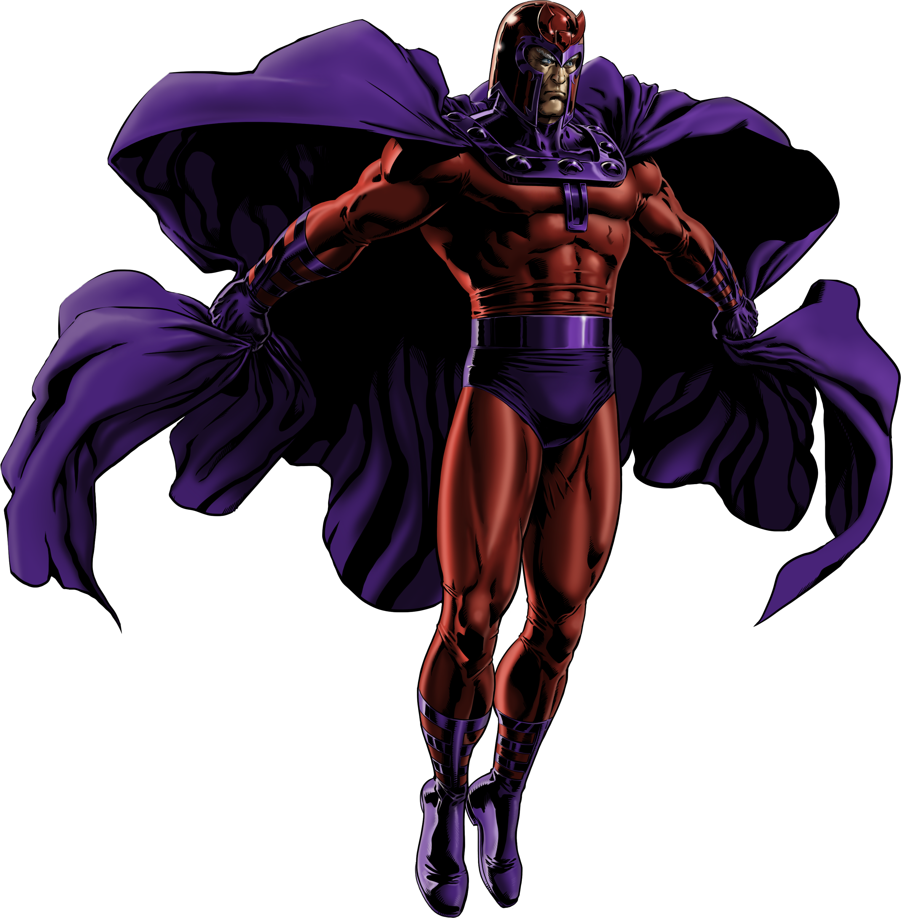 undefined - Magneto HD PNG