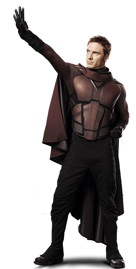 Magneto - Past 01-1-.png - Magneto PNG
