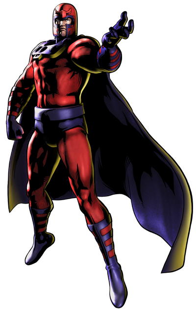 Magneto PNG
