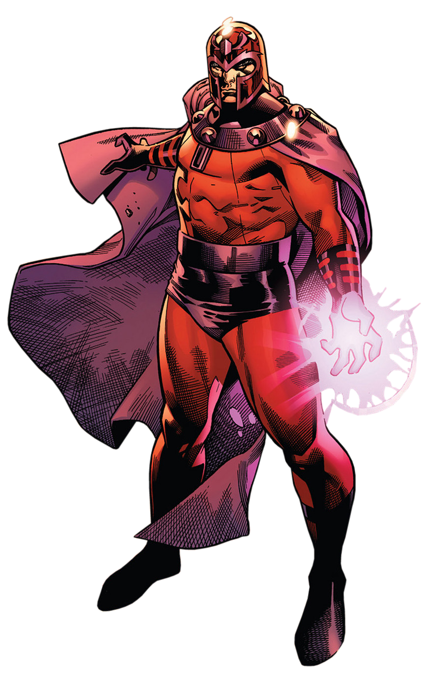 Magneto PNG - 2909