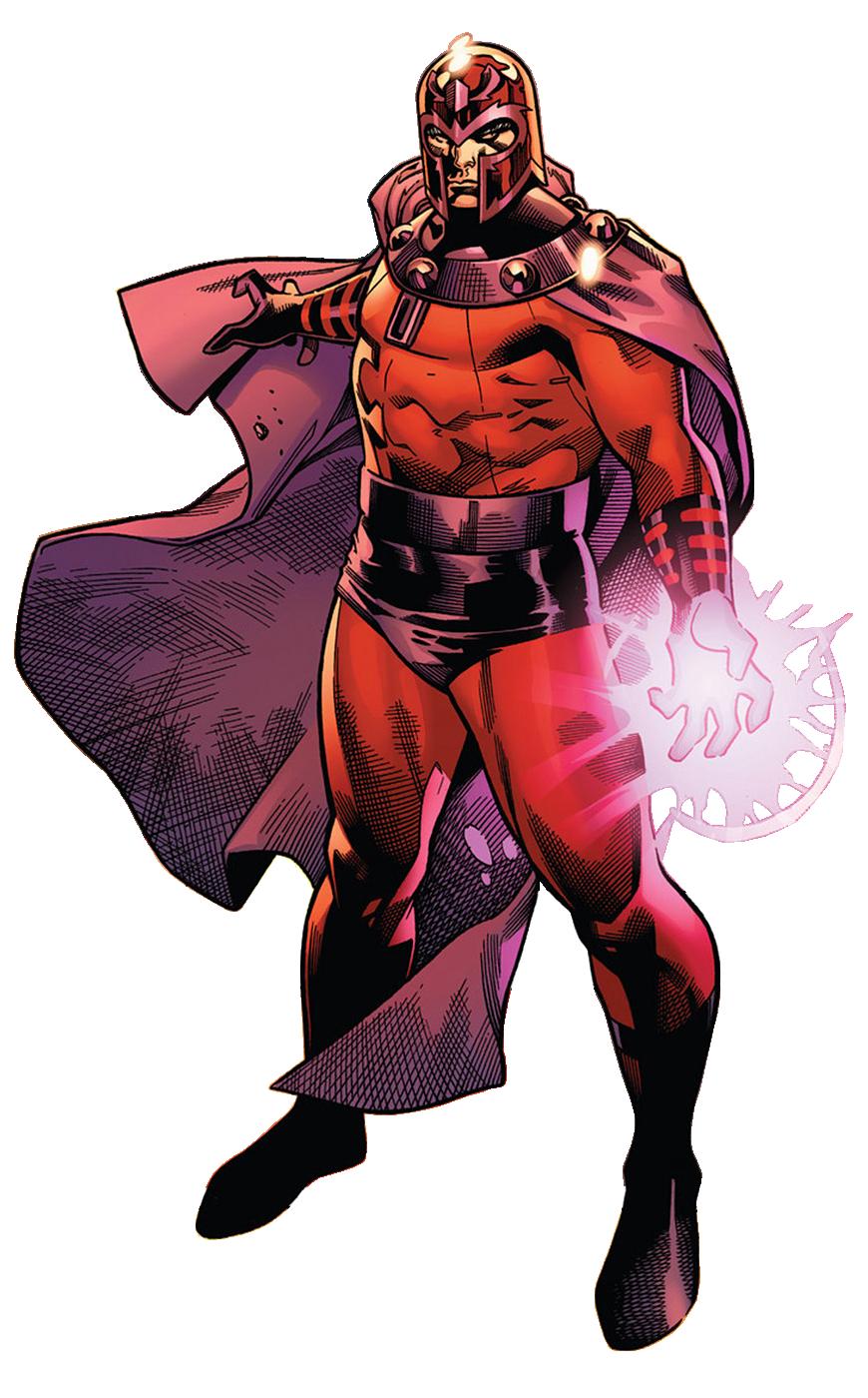 Magneto (Scarlet).png - Magneto PNG