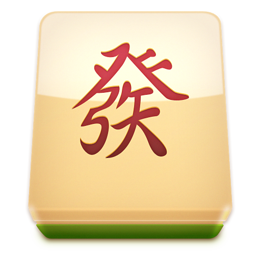 Logo for Shanghai Mahjong - Mah Jongg PNG