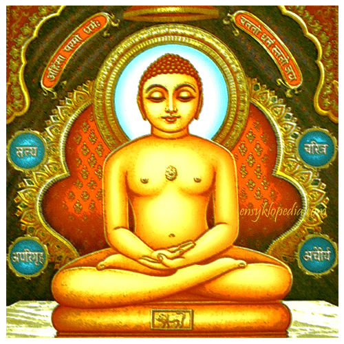Mahavir Swami is the 24th Tirthankar of the Avsarpani kaal. He was born to  King Siddharth and Queen Trishala Devi. He attained nirvana at Pavapuri and  had PlusPng.com  - Mahaveer Swami PNG