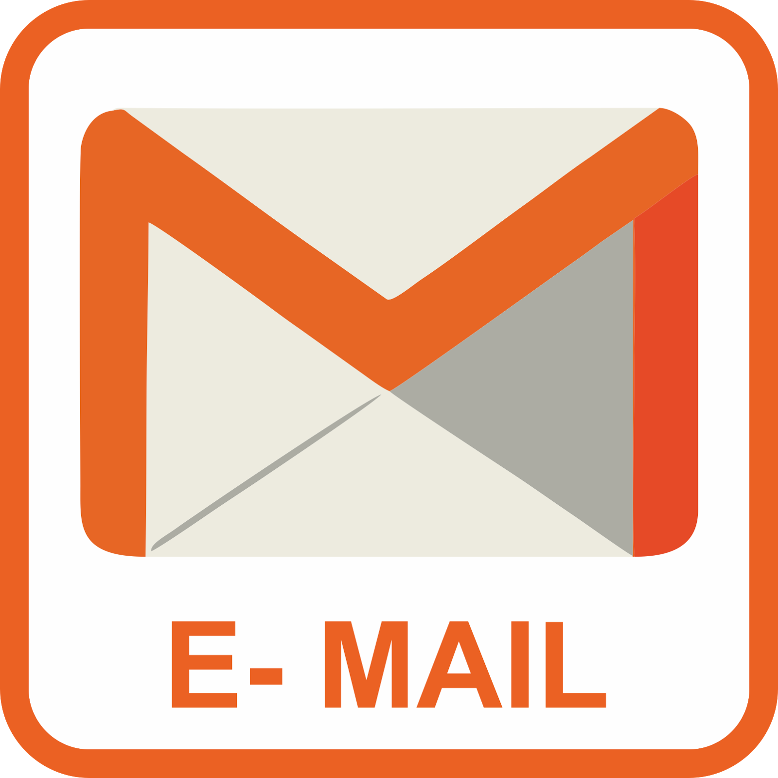 Icon Email PNG Download HD Vector - Mail PNG HD