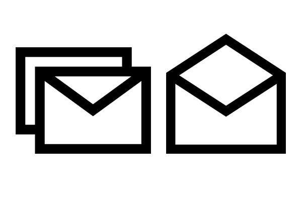 mail icon - Mail PNG HD