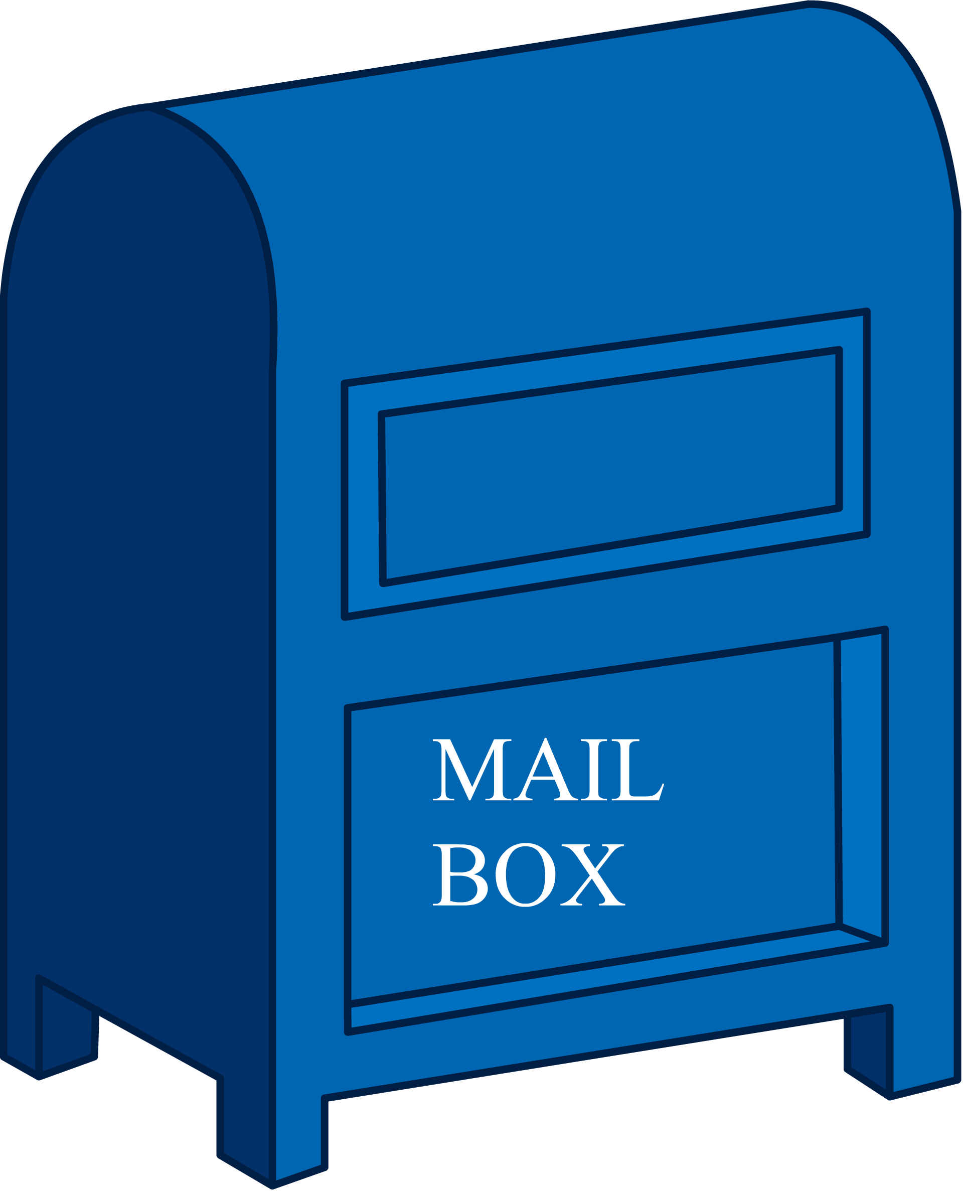 Image - Mailbox Body (Old).png   Object Mayhem Wiki   FANDOM Powered By  Wikia - Mailbox PNG