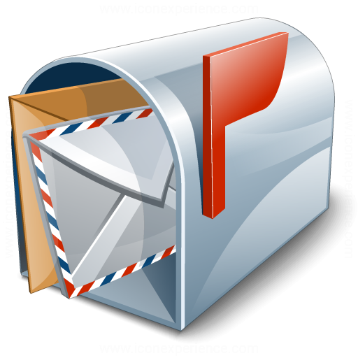 Mail Box Icon Image #20509 - Mailbox PNG