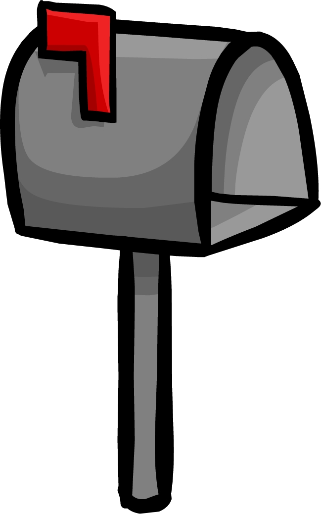 Mailbox Furniture Icon.png - Mailbox PNG