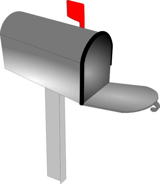 PNG: Small · Medium · Large - Mailbox PNG