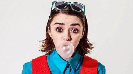 Maisie Williams PNG-PlusPNG.com-450 - Maisie Williams PNG