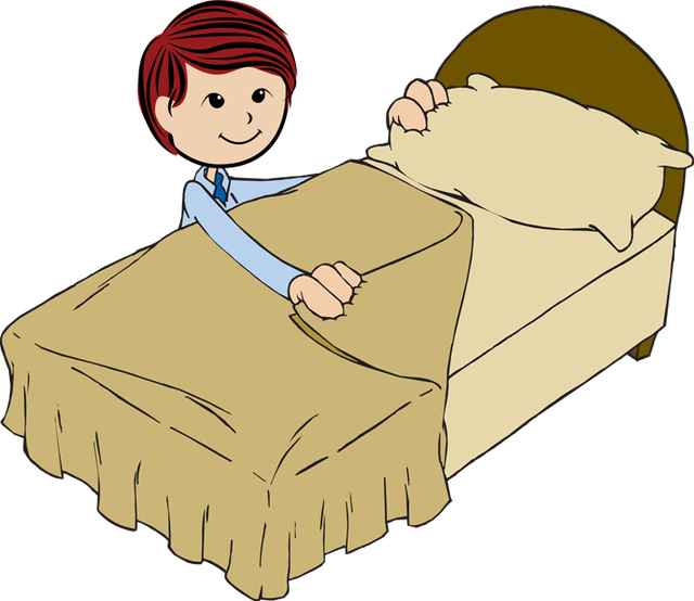 Make My Bed PNG