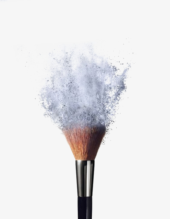 Make up brush, Makeup, Cosmetic, Eye Shadow PNG Image - Makeup Brush PNG HD