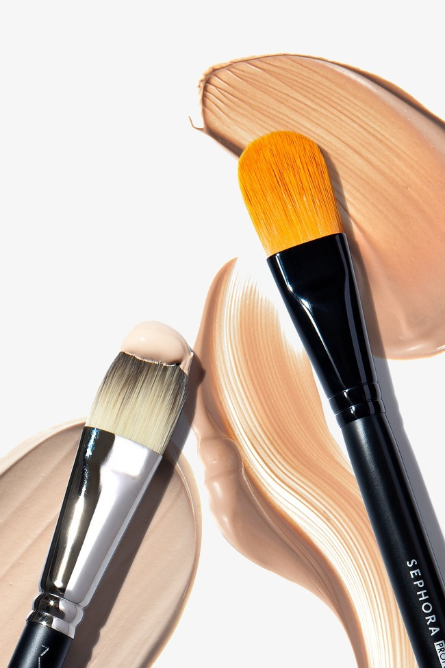 Paste traces, Makeup Brush, Brush, Eye Shadow PNG Image - Makeup Brush PNG HD