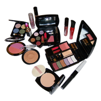 Makeup Kit Products Png Image PNG Image - Makeup Kit Products PNG