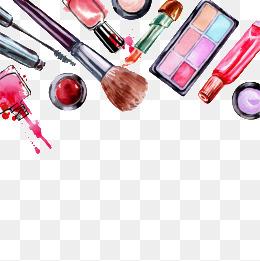 Drawing Cosmetics - Makeup PNG