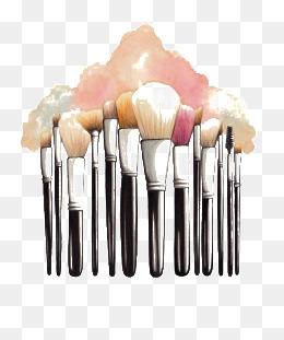 Makeup brush - Makeup PNG